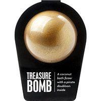 da Bomb Treasure Bomb Bath Fizzer