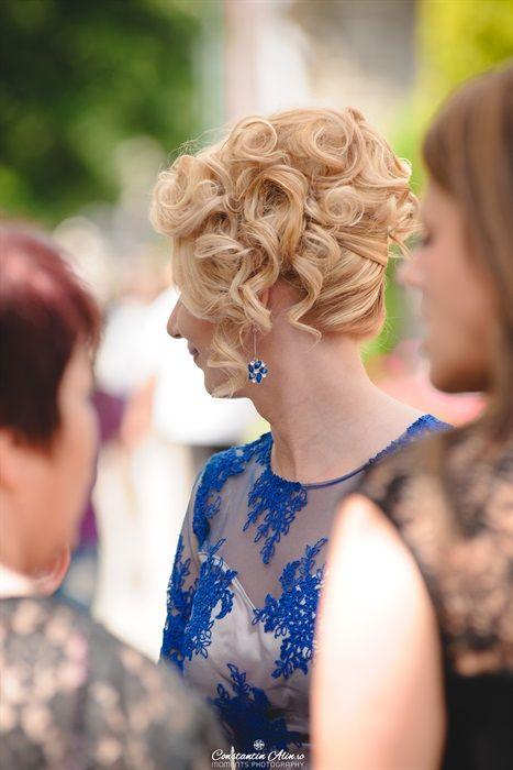 Antonio & Lory fotografii cununie - nunta valcea - (3) bride, wedding, Modern Bridal Hairstyles . fotograf . constantinalin.ro