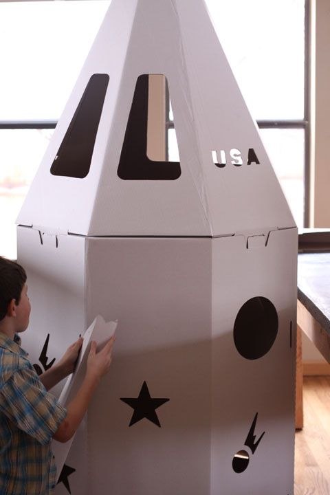 Space Inspired Birthday Party Ideas Here!