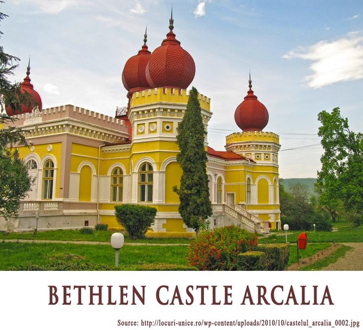 BETHLEN CASTLE ARCALIA  https://www.facebook.com/FromTransylvaniaWithLove