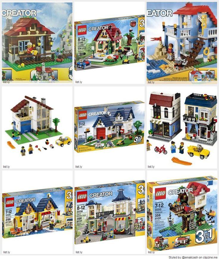 Lego Creator Sets on Flipboard
