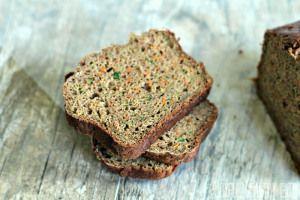Carrot Zucchini Bread - Zucchini Bread Recipes | Joyful Healthy Eats