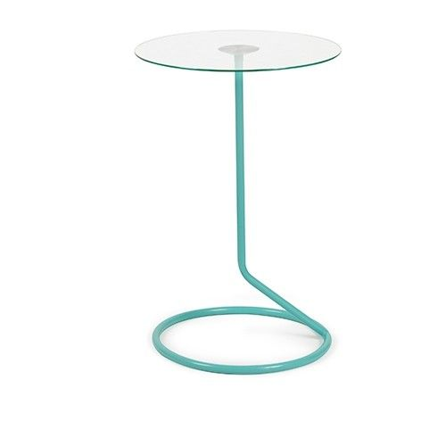 stolik Loop #table #coffee #coffeetable #home #modern #design #homedecor #homedesign #furniture #metal #glass