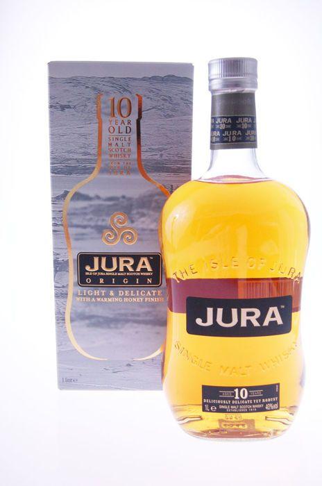 Isle Jura 10 jaar oud - 1 Liter oorsprong extra Black Label  Volume 1 literABV 40%  EUR 1.00  Meer informatie