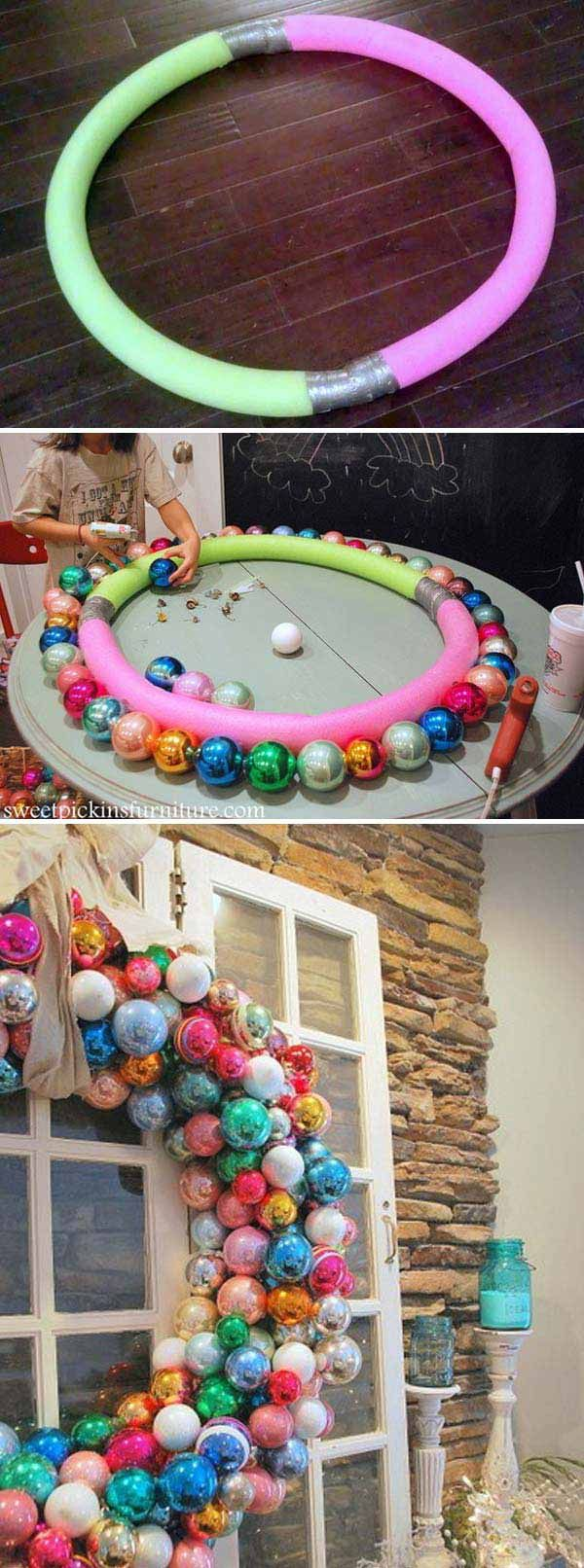 When you think of pool noodles, maybe you just think of water, sunshine and fun, however there are a lot of new and creative holiday decorations made from pool noodles. One such example is making a Christmas wreath for your front door. Most of the pool noodle decorations are easy and budget-friendly, so they are […]