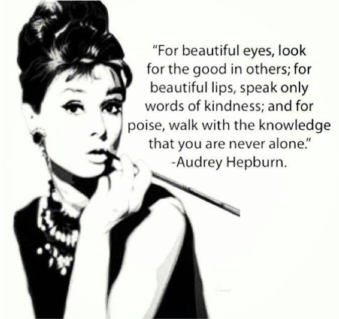 Aydrey Hepburn