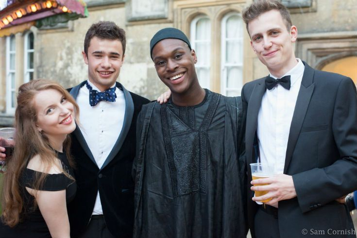 An Interstellar night @ The 2016 University College Ball - Image courtesy of and © Sam Cornish