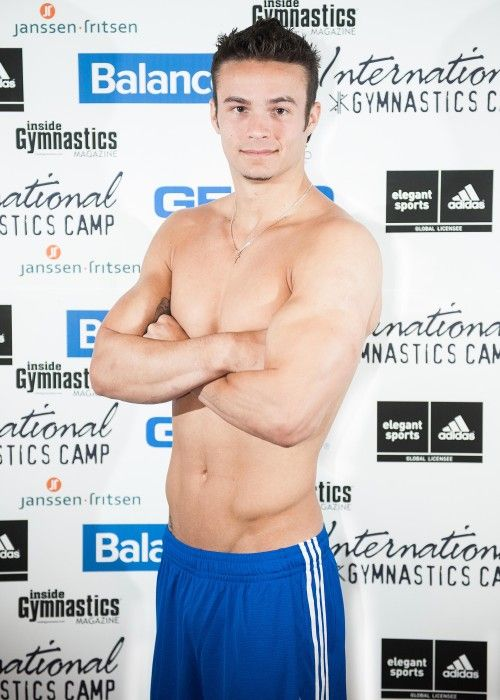 Pro Gymnastics Challenge – Paul Ruggeri