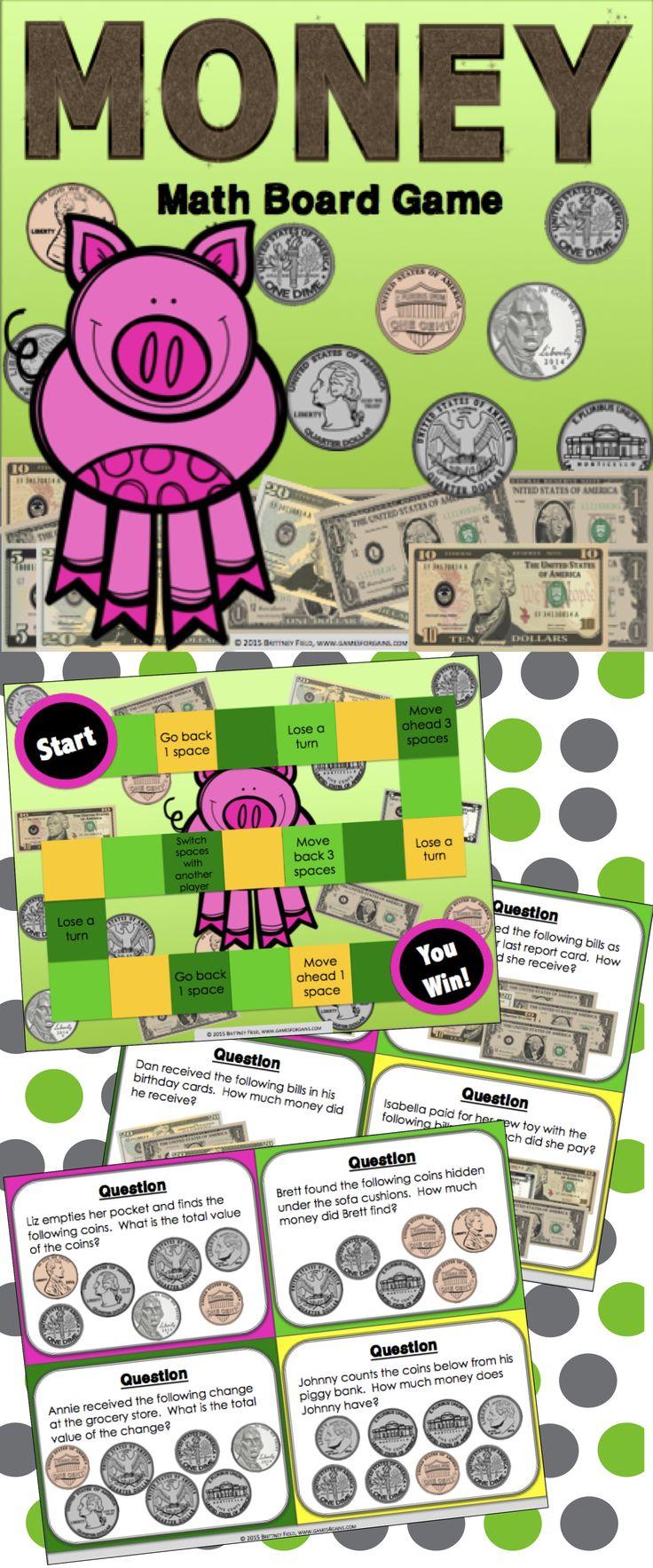 Money Games Online For Kids
