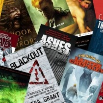 Young adult horror books