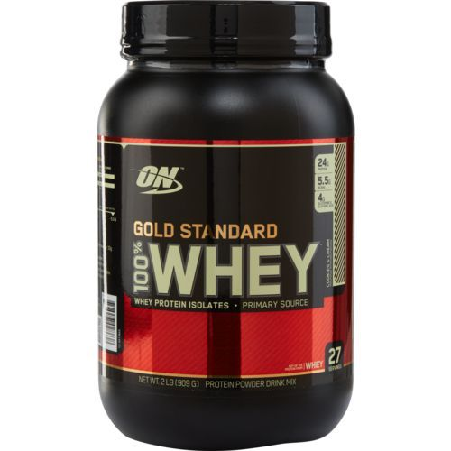 Optimum Nutrition Gold Standard 100% Whey Powder - Fitness Equipment, Health Supplements at Academy Sports