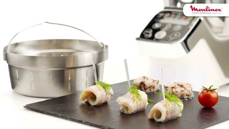 Como usar o Cesto de Cozedura a Vapor da Cuisine Companion?
