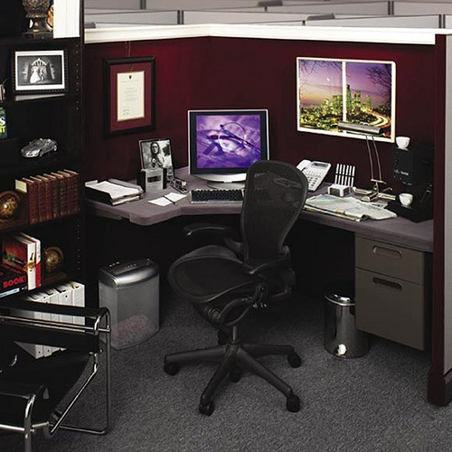 15 best pimp my cube images on pinterest office cubicles for Office design utah