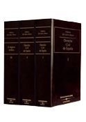 Derecho civil de España / Federico de Castro y Bravo ; introducción de Luis Díez-Picazo. - 3 v. - 2008