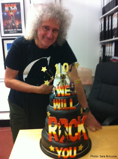 Brian And A Wwry Cake Future Birthday Ideas In 2019