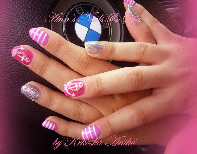 BMW  gel nails