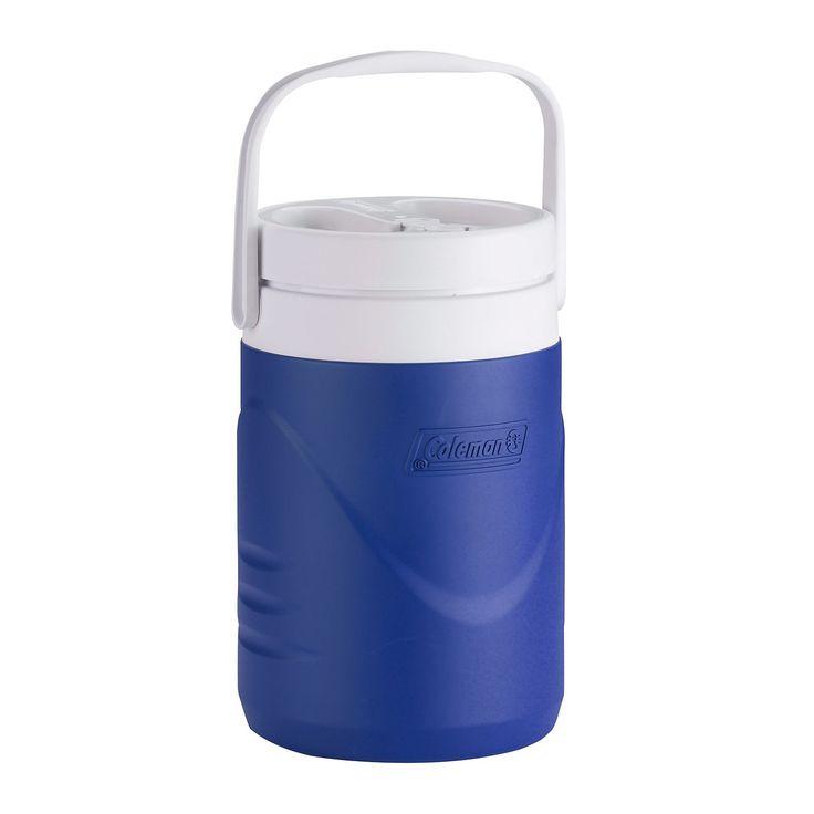 Widerstandsfähiger Kühlkrug mit großer Einfüllöffnung und Schraubverschluss für einfaches Befüllen und Säubern. Robuster Tragegriff und versenkbarer Ausgießer.  • Zusatzinformation: - Isolierung: PU-Schaum im Korpus - Kühlleistung: bis zu 30 Std. - Außenmaße (ø x H): ca. ø 23 x 32 cm - Innenmaße (ø x H): ca. ø 18 x 27 cm  Maße  • Gewicht: 1100 g • Volumen: 3.7 l  Ausstattung  • Mit Trag...