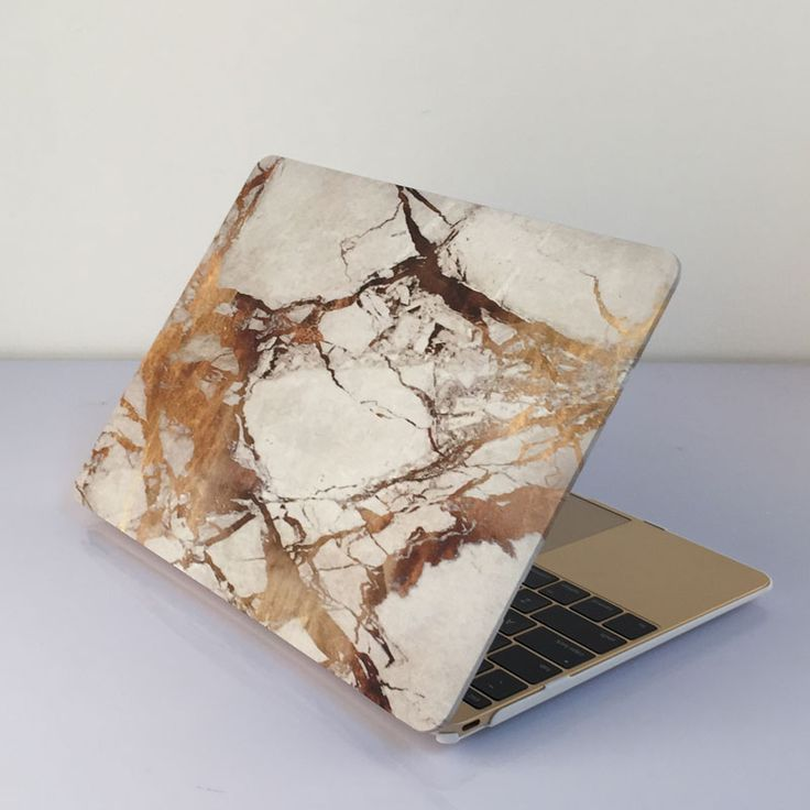 Gold Marble Grain Hard Cover Case For Macbook Air Pro Retina 11 12 13 15 Inch Protector For Macbook + Screen Protector-in Laptop Bags & Cases from Computer & Office on Aliexpress.com | Alibaba Group