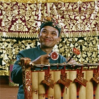 Gamelan Sekar Jaya is a sixty-member company of musicians and dancers, based in the San Francisco Bay Area, specializing in the performing arts of Bali.