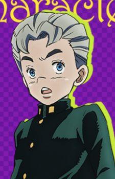 jojo's bizzare adventure 4 koichi hirose