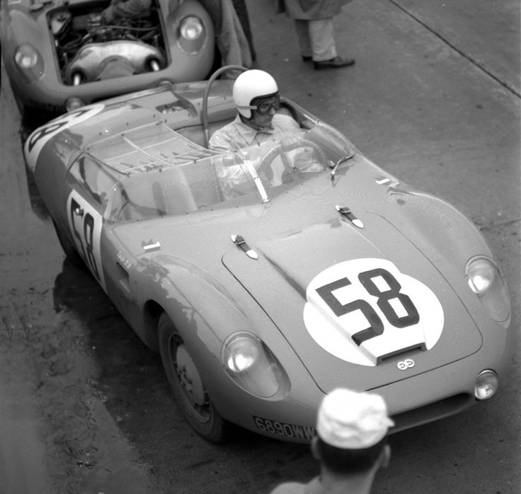 Sebring 1959- Beautiful DB Panhard Of Water Czar Henry