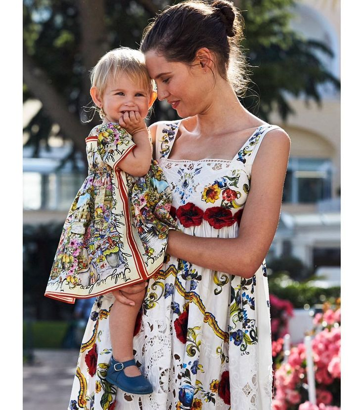 @stefanogabbana The beautiful @biancabalti with her adorable daughter Mia are the picture of happiness in Capri. #DGmamma ❤️❤️❤️❤️❤️❤️❤️❤️❤️❤️❤️#italiaislove❤️