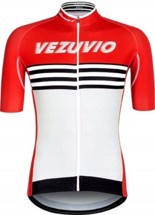 Koszulka Rowerowa Kolarska Riserva 1 Vezuvio S In 2020 Fashion Sporty Tops