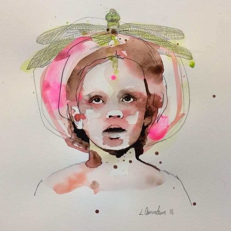 """Dragonfly"" by Line Osmundsen"