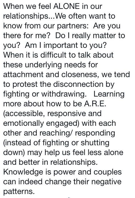in a relationship and feeling alone