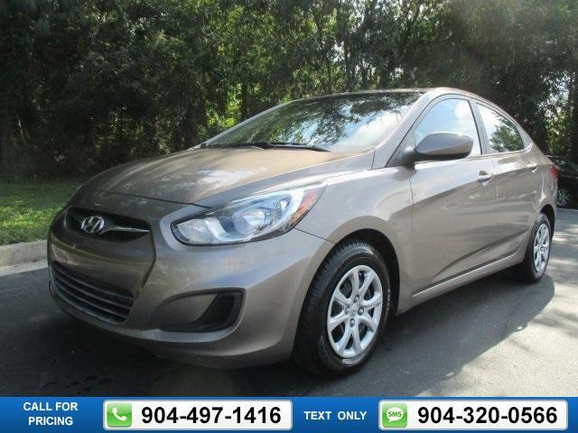 2014 Hyundai Accent GLS 43k miles $11,987 43099 miles 904-497-1416 Transmission: Automatic  #Hyundai #Accent #used #cars #LouSobhsHondaoftheAvenues #Jacksonville #FL #tapcars