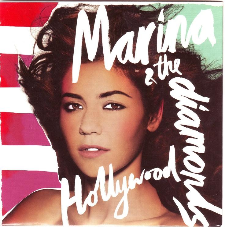 Hollywood - Marina and the diamonds