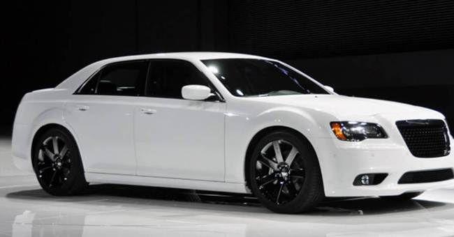 2018 Chrysler 300 SRT8 Specs