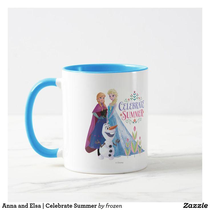 Ana y Elsa el | celebran verano