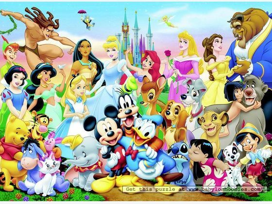 How well do you know your Disney characters? I got 80 out of 99! Not bad at all considering I haven't seen half of them in several years! :D