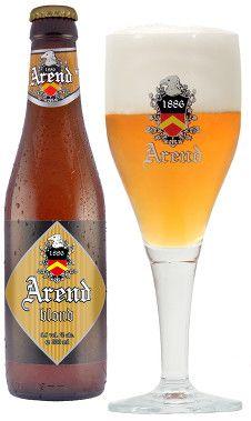 Arend blond - Brouwerij DE RYCK