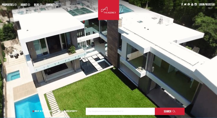 Portfolio of Custom Real Estate Web Design - Real Estate Webmasters