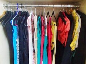 Ohne Reue – So mistest du regelmäßig deinen Kleiderschrank aus!  #aufräumen #organisieren