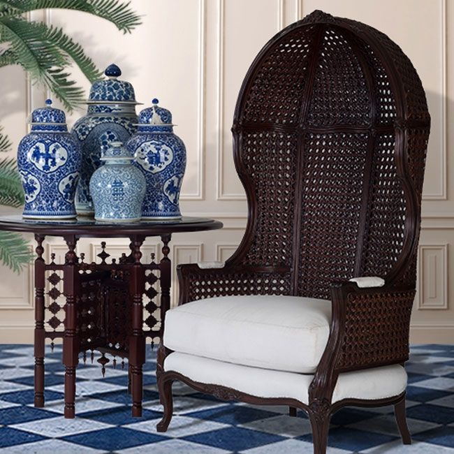237 Best Cane Furniture Images On Pinterest Armchairs Side Chairs And Bedrooms