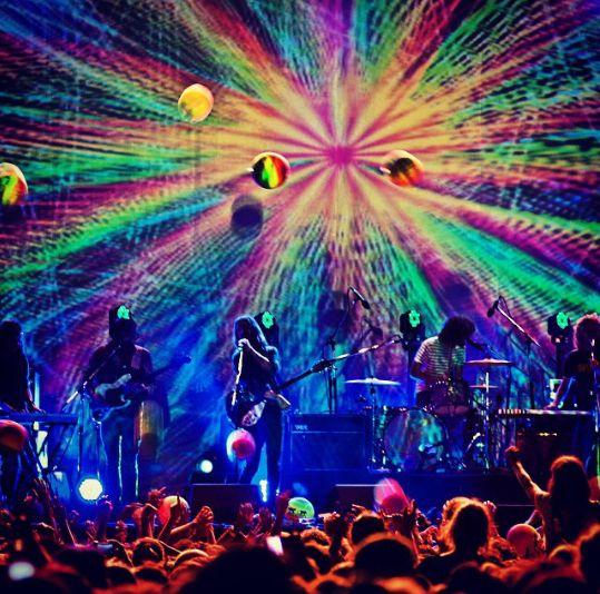 Tame Impala @ Music Wins Festival. November 24th. Buenos Aires, Argentina