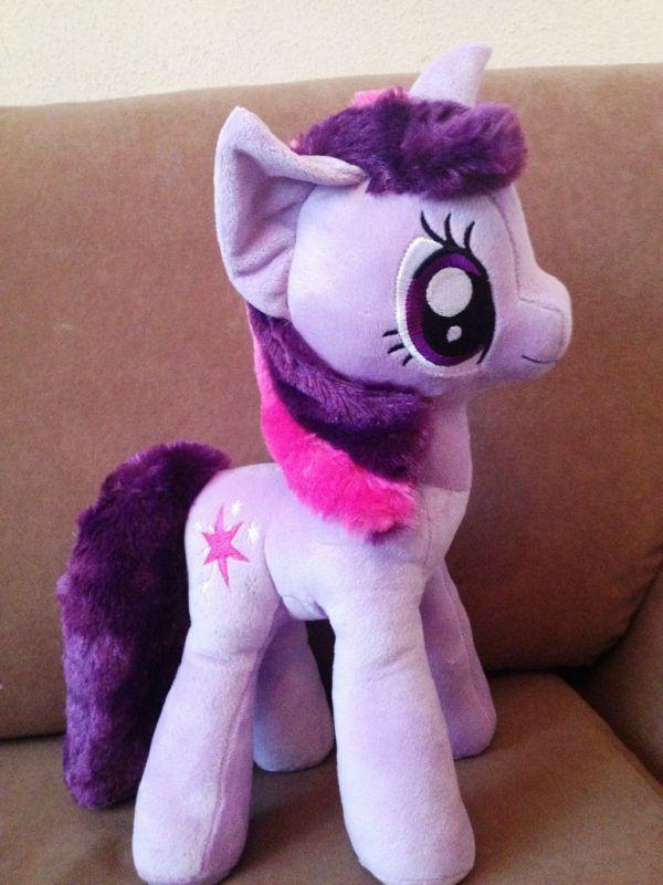 Peluche  My Little Pony Twilight sparkle  30 cm