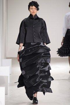 Cool layered skirt