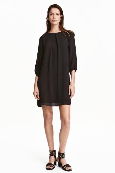 Chiffon dress | H&M