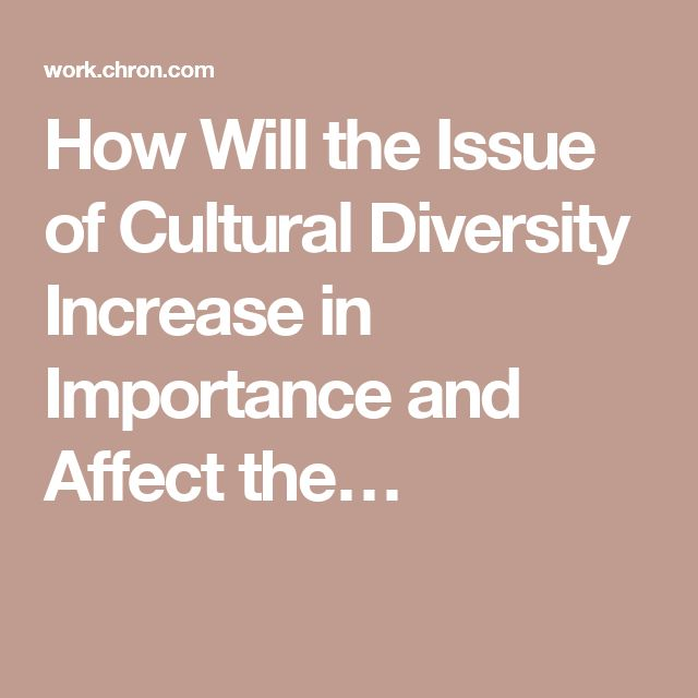 the importance of cross cultural studies for Cchcp cross cultural cultural competence in research is the ability individuals as study subjects6 it is important to differentiate.