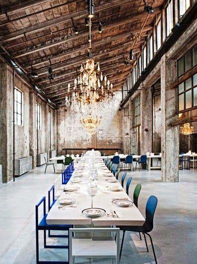 ATELIER RUE VERTE , le blog: Milan / Carlo e Camilla : table d'hôtes dans une ancienne scierie /