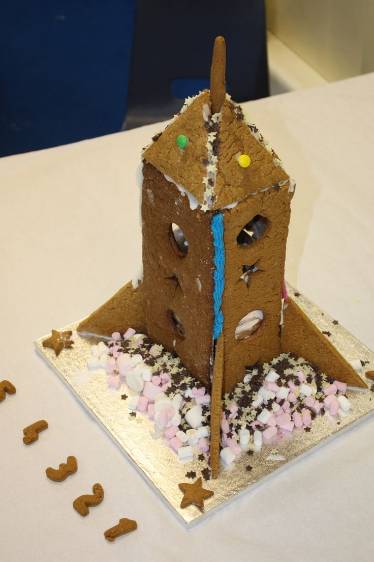 Make your own Gingerbread house - L Rollins Design