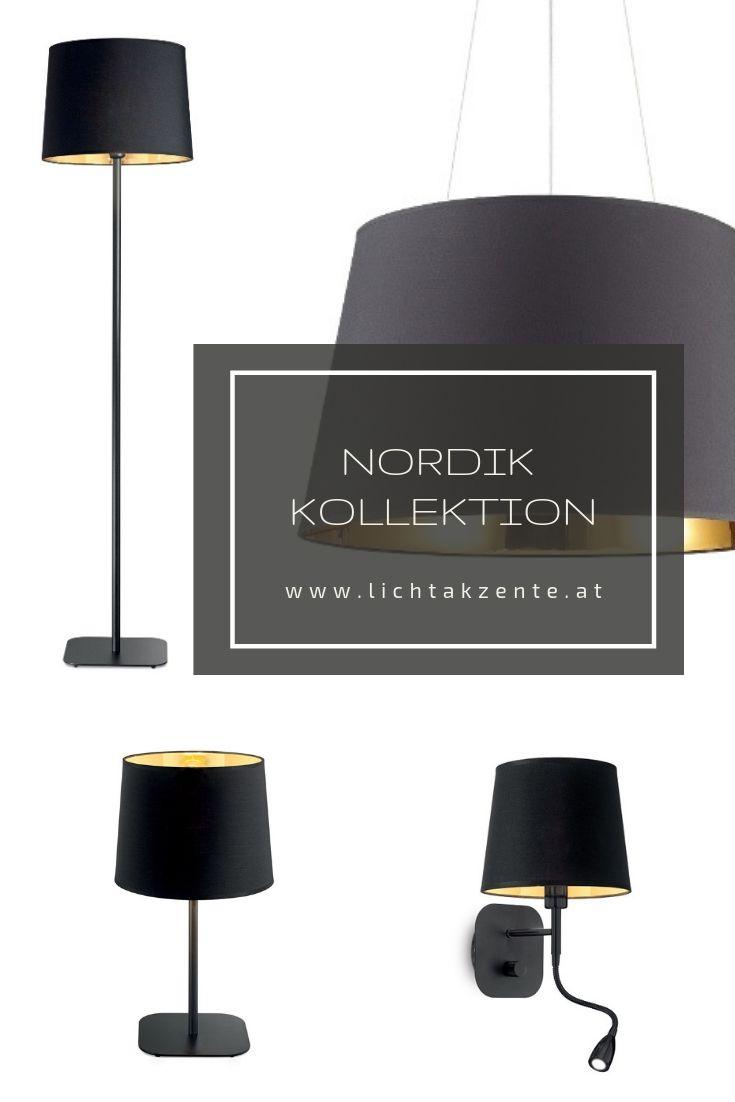 Ideal Lux Pendellampe Nordik schwarz gold  Moderne lampen, Lampen