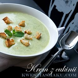 Zupa z cukiniiSouper Ideas, Zucchini Soup, Mmmmm Food, Cooking Paradise