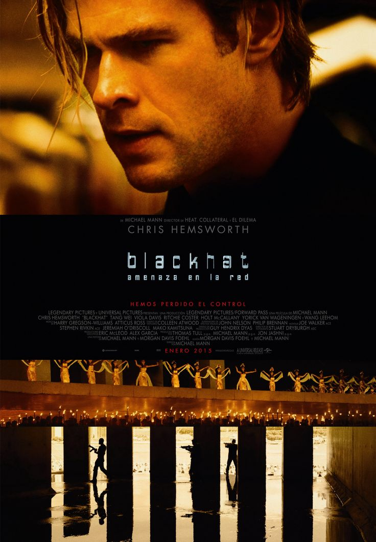 Blackhat, amenaza en la red - Blackhat