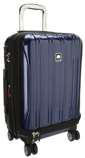 Delsey - Helium Aero - 19 International Carry-On Expandable Trolley Carry on Luggage
