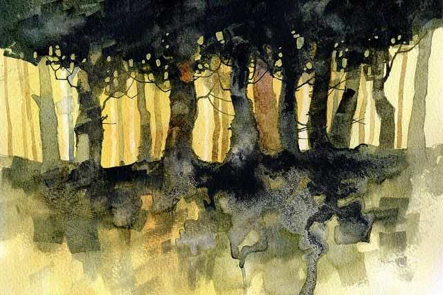 Autumn trees | Flickr - Photo Sharing!